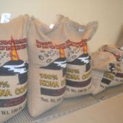 Coffee Burlap Sacks