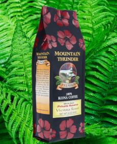 100% kona private reserve coffee