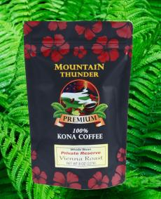 100% kona private reserve 8oz